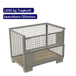 Gitterbox DB Eurpool tauschfaehig
