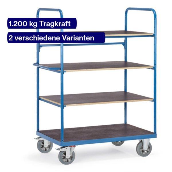 Schwerlast Etagenwagen 1200 kg