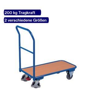 Schiebebügelwagen 200 kg